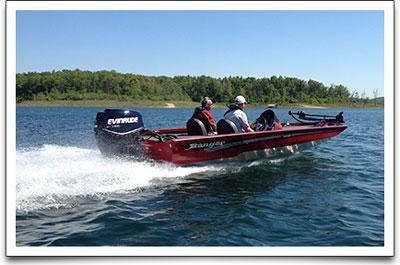 Ranger Boats Aluminum RT188