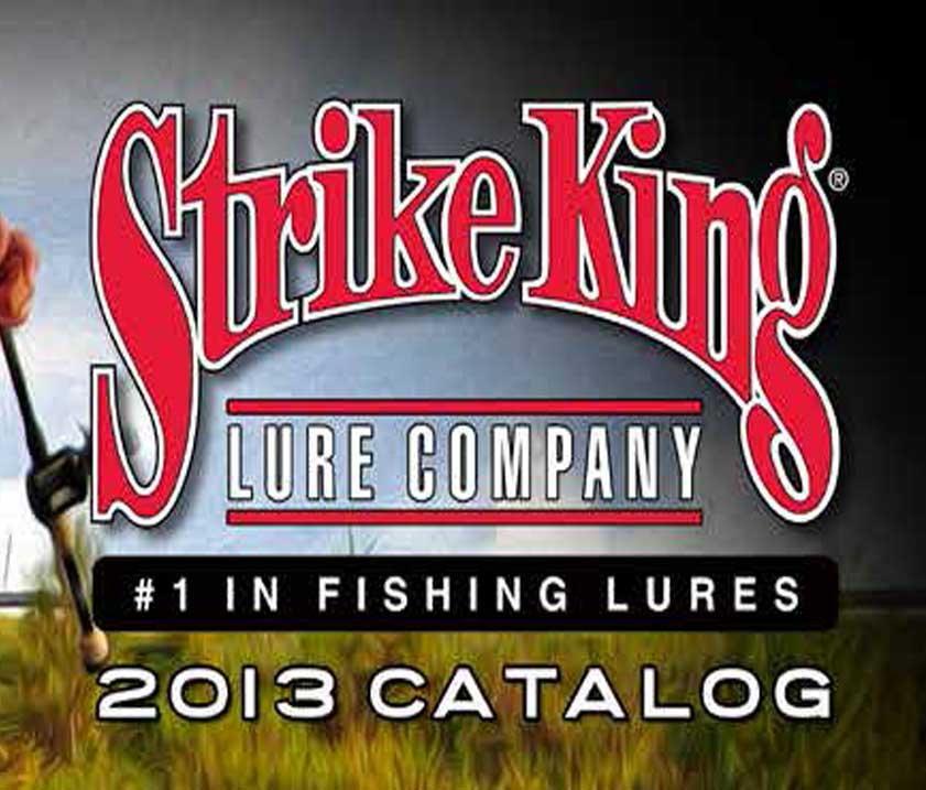 2013 Strike King Product Catalog